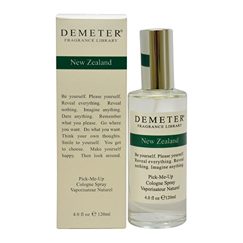 Demeter New Zealand Cologne Spray for Women, 4 Ounce