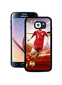 Samsung Galaxy S6 Fundas Thomas Müller Football Player Phone Fundas- Back Football Team Logo Fundas for Samsung Galaxy S6