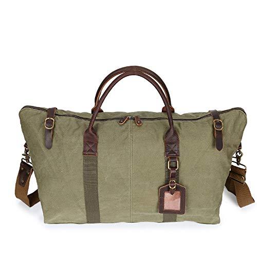 Satchel Ciré Briefcase Rétro Cuir Vert Ghc Bag Et Grey En Sac À Épaule College Sacs Bandoulière Large Vintage BBHSXwZq