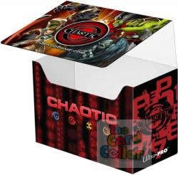 Chaotic Side-Loading Deck Box by Ultra Pro