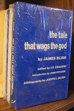 book cover of Tale That Wags the God