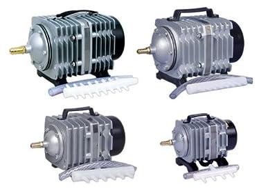 "Ecoplus Ecoplus Commerical Air 7 - 200 Watt Single Outlet - 5.1 Psi - 1/2"" Id Tubing (4/case) 728459"