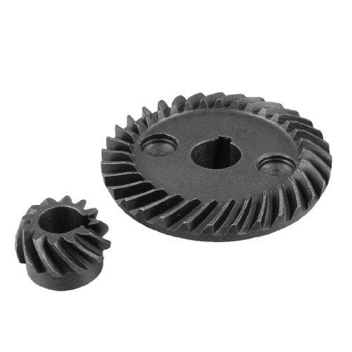 uxcell Metal Spiral Bevel Gear Set for Makita 9523 Angle (Bevel Gear Set)