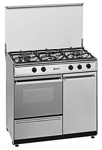 Cocina de gas GPL butano/propano MEIRELES G2940DVX: Amazon.es ...