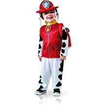 Rubie's Costume Toddler PAW Patrol Marshall Child Costume, One Color, 3-4 Years