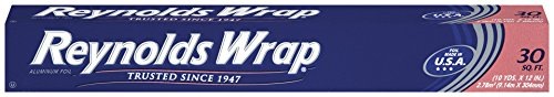 - Reynolds Wrap Aluminum Foil, 30 sq ft