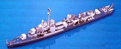 Skywave 1/700 WWII US Destroyer DD710 Gearing Model Kit