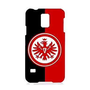 Eintracht Frankfurt Phone Case Unique Bundesliga Football Team Logo 3D Cell Case For Samsung Galaxy S5 I9600