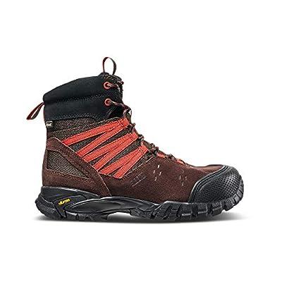 """5.11 Men's Union 6"""" Waterproof Tactical Boot Hiking, Burnt, 9 Regular US"""