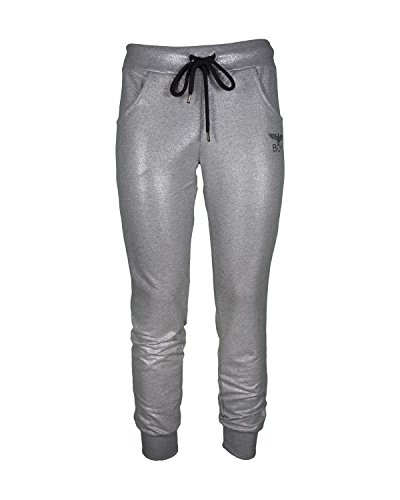 PANTALONE BOY LONDON SPALMATO CON LOGO