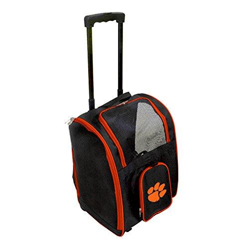 (Denco NCAA Clemson Tigers Premium Wheeled Pet)