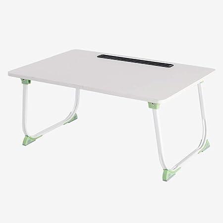 Dormitorio Pequeño escritorio Cama con mesa para computadora ...
