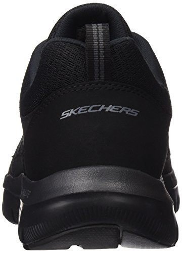 2 0 Black 40 Shoes Lindman Advantage Skechers Flex Size TCnFtxqwp