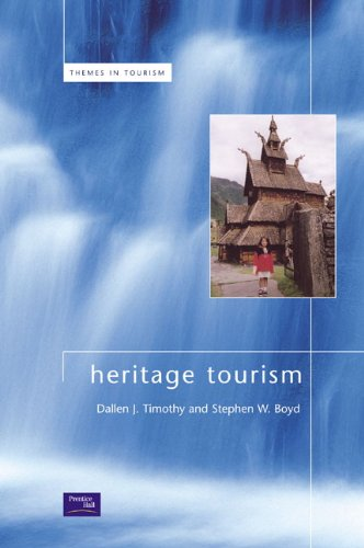 Heritage Tourism (Themes in Tourism)