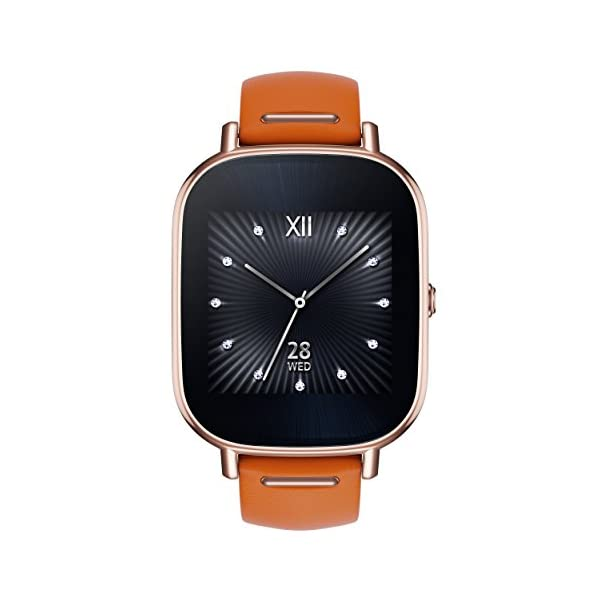 ASUS ZenWatch Smart Watch with  Quick Charge