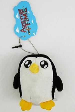 Amazon.com: Mini tamaño Adventure Time Gunter pingüino ...