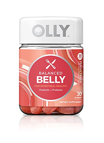 Balanced Belly Gummy Supplements Peachy product image