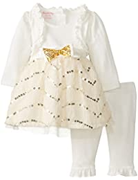 Amazon.com: Baby Girls' Holiday Party Dresses: Clothing, Shoes ...