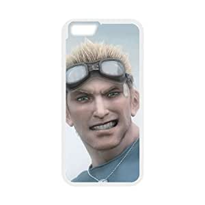 iPhone 6 Plus 5.5 Inch Cell Phone Case White Cid Highwind Final Fantasy 002 YWU9260086KSL