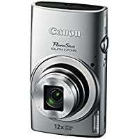 Canon PowerShot ELPH 170 IS (Silver) Basic Intro Review Image