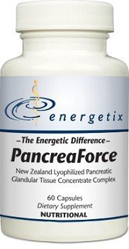 Amazon.com: Energetix, pancrea Force (60 Cápsulas): Health ...