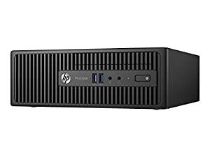 HP T4L81UT#ABA Business 400G3 SFF i56500 500GB 4GB W7/10 Desktop