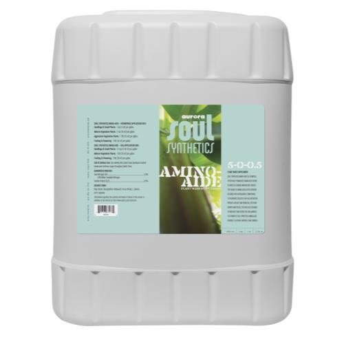 Soul Synthetics Amino Aide, 5-Gallon