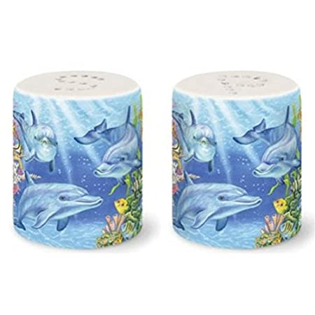 41W8cdr0LbL._SS450_ Beach Salt and Pepper Shakers & Coastal Salt and Pepper Shakers