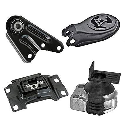 Amazon.com: K2470 Fits 2007-2009 Mazda 3 Mazdaspeed 2.3L Turbo MANUAL Motor & Trans Mount Set : A4403, A4405, A4418, A4415: Automotive