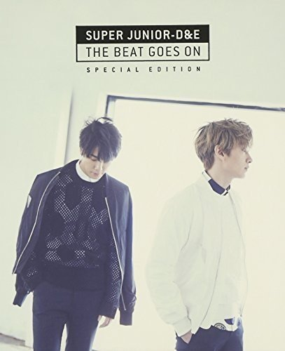 CD : Super Junior-D&E - Beat Goes on (Special Edition) (Asia - Import)