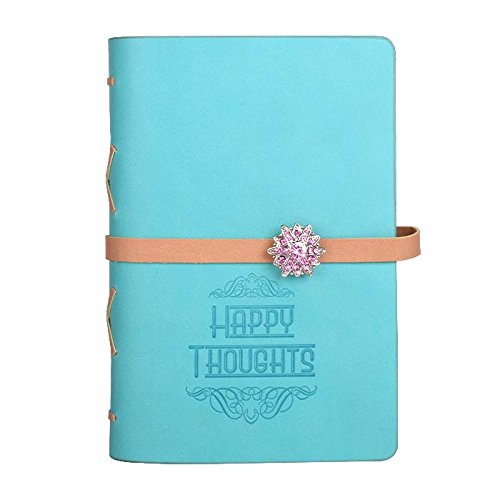 192 Pages Single Ruled Birthday Gift Gift for Mom Gift for Girls 80 GSM Ideal Doodle Smile /& Shine Organizer PU Soft Bound