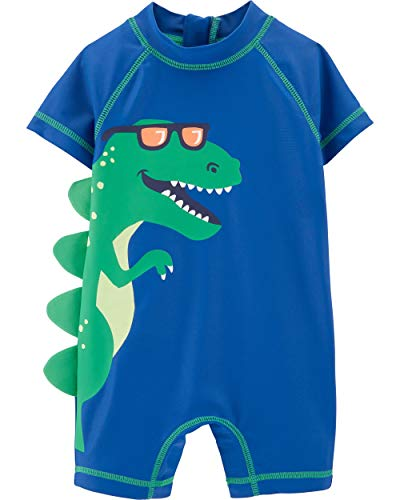 Dinosaur Suit - Carter's 1 Piece Baby Boy's Dinosaur