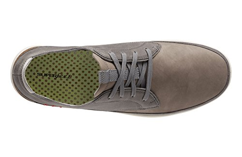 Comfort Casual Superfeet Charcoal Paloma Ross Shoe Men's Gray qtqxFAfw