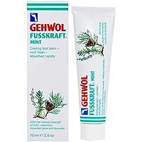GEHWOL Cooling Foot Balm, Mint, 2.6 oz