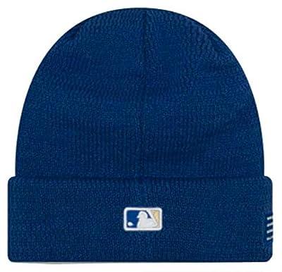 New Era MLB Kansas City Royals Sport Stocking Knit Hat Beanie Cuffed Skull Cap