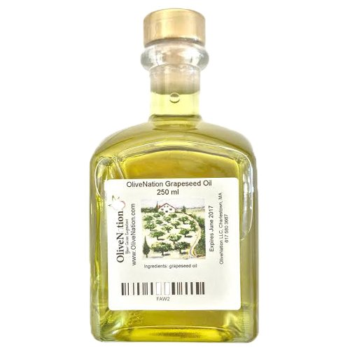 OliveNation Grapeseed Oil 500 ml by OliveNation
