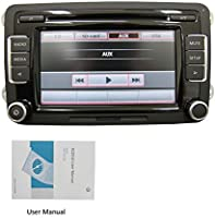 SODA OEM Car Radio Stereo RCD510 Head Unit CD Player: Amazon