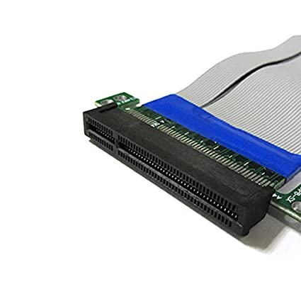 wildlead Riser PCI-E PCIe PCI Express 8 x/16 x riser Extender ...