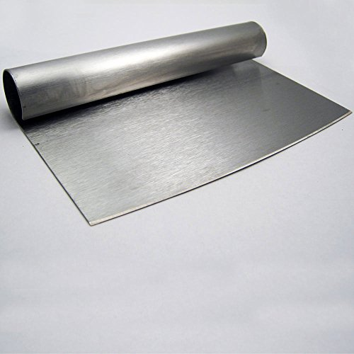 "6"" Stainless Steel Food Chopper and Scraper"
