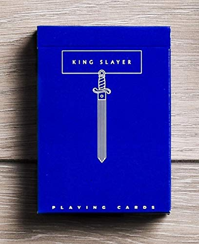 USPCC Blue King Slayers Playing Cards by