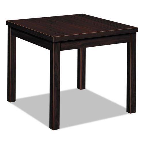 HON Laminate Occasional Table, Square, 24w x 24d x 20h, Mahogany - BMC-HON 80192NN