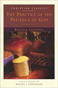 brother lawrence presence of god pdf