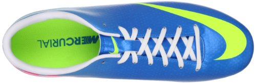Nike Mercurial Victory Iv Ic Cleat De Fútbol Para Hombre Neptune Blue / Pink Flash / Volt