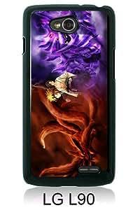 Naruto Black New Cool Custom Design LG L90 Cover Case