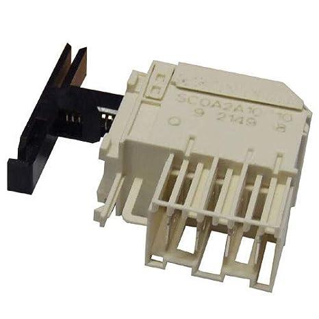 Whirlpool - Interruptor de encendido - 481227618495 para ...