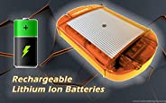 Warningworx Insta Beacon 4W Wireless Warning Strobe Light Magnetic Mount Light Head Battery Operated Rechargea