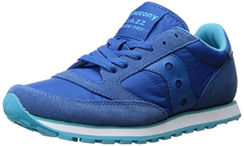 Pro Donna Originals Blue Pelle In Sneaker Low Fashion Jazz Saucony gTRqOIwq