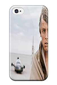 Lovers Gifts star stars univers Star Wars Pop Culture Cute iPhone 4/4s cases WANGJING JINDA