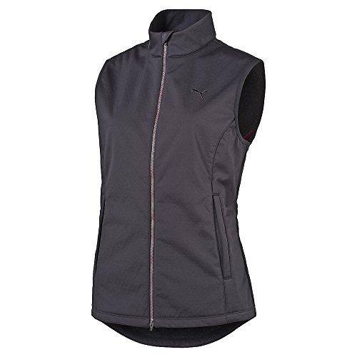 Ladies Wind Vest (Puma Golf Womens W pwrwarm Wind Vest, Periscope, X-Large)