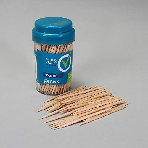 Round Toothpick, Pack of 250